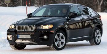 Шпионски снимки: BMW X6 Hybrid 00001328