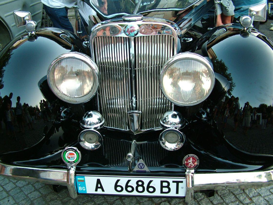 Стари автомобили