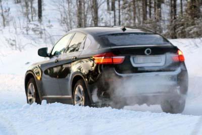 Шпионски снимки: BMW X6 Hybrid Bmw-x6-hybrid-5