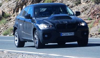 Шпионски снимки: BMW X6 Hybrid X6-hybrid-4
