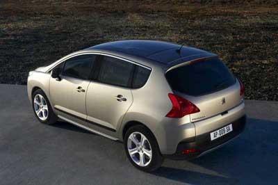 Новото Peugeot 3008 3008-3